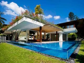 Maryland Drive :  Pool by Guz Architects
