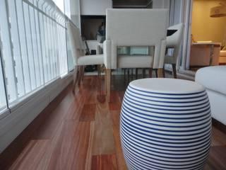 Apartamento 128m2 :   por Patricia Novoa