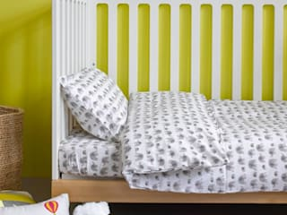 Elephant Duvet Cover:   by Ginger & May