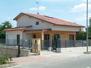 Marlegno Casas de madera Madera
