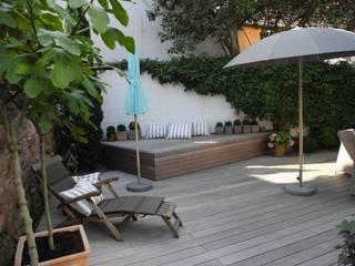 kleiner Garten ganz Groß von freiraumgestalter.com