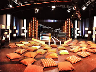 TV Set Design :  Conference Centres by AreDEKO & AreSETS