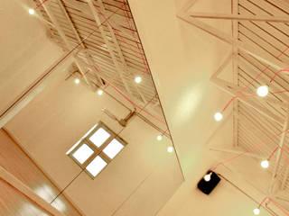 Ginásios ecléticos por CORFONE + PARTNERS studios for urban architecture Eclético