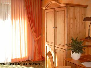 "Innenarchitektur Hotel ""Vital Resort Mühl"" - Bad Lauterberg:  Hotels von GID│GOLDMANN - Innenarchitekt in Sehnde"