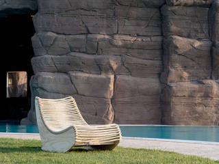 Jardín de estilo  de C'est Moi - Interior Design + Architecture