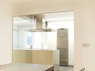 Cocinas de estilo  por Nan Arquitectos, Minimalista