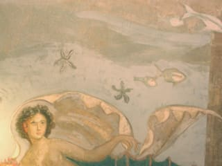 Mural submarino de mural x 3 Mediterráneo