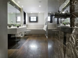 Bespoke Bathroom Banyo Wilkinson Beven Design