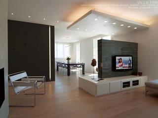 Moderne Wohnzimmer von Rachele Biancalani Studio Modern