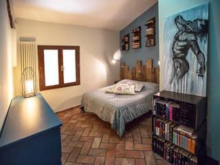Ausgefallene Wohnzimmer von Rachele Biancalani Studio Ausgefallen