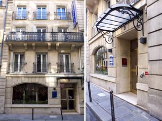 UN HOTEL A OPERA EC Architecture Intérieure Hôtels modernes