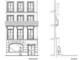 UN HOTEL A OPERA EC Architecture Intérieure