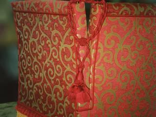 Divano K_Red di P. Pennestrì vestire gli interni Classico