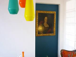 Décoration appartement à Marseille Salon original par Emmanuelle Diebold Éclectique