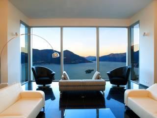 Terrazas de estilo  de Aldo Rampazzi Studio di Architettura