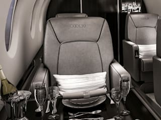 Aviation Celia Sawyer Luxury Interiors Yachten & Jets