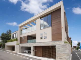 TERAJIMA ARCHITECTS/テラジマアーキテクツ Casas estilo moderno: ideas, arquitectura e imágenes