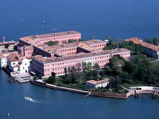 San Clemente Palace Hotel&Resort, Venezia Hotel in stile classico di Studio Simonetti Classico