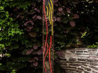Lichtsäulen: modern  von Azur - Kunst&Technik e.U.,Modern