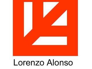 de estilo industrial por Lorenzo Alonso Arquitectos, Industrial