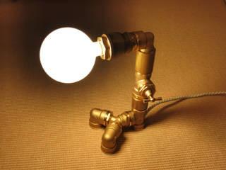 Messing Lampe FreeDesign ArbeitszimmerBeleuchtungen