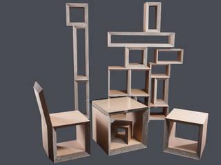 KAOX modulares Möbelsystem:   von karakt