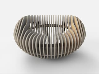 ILLUSIONE di Mambro Design Studio di Filippo Mambretti Moderno