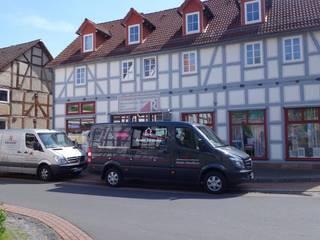 Unser Geschäft in Malsfeld-Beiseförth:  Geschäftsräume & Stores von Raumausstattung  Sven Stransky
