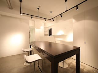 Commercial Spaces by TERAJIMA ARCHITECTS, Modern