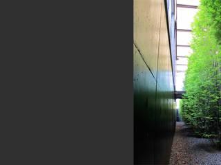 Edifícios comerciais minimalistas por TIBERIO CERATO Minimalista