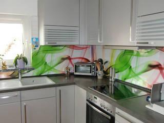 Rauch als Küchenrückwand:   von Schön und Wieder
