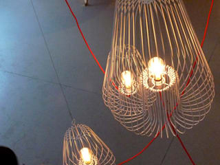 Light Cage by Jocelyn Deris de La Corbeille Éditions Moderno
