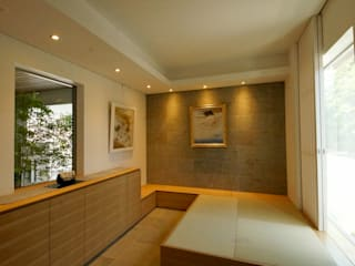 Study/office by TERAJIMA ARCHITECTS, Modern