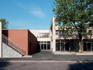 Umbau, Erweiterung und Sanierung Förderschule Lernen 'Thymianweg', Köln:  Schulen von Beyss Architekten GmbH