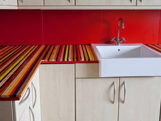 Pimp the Kitchen: ausgefallene Küche von andercover