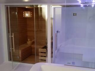 Hotel Spadai_Kilife centro benessere: Spa in stile in stile Moderno di ki life  Wellness Operator