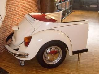 Sofa Käfer-Heck 03 von Automöbeldesign Ausgefallen