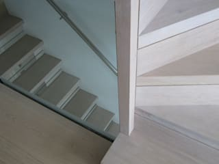 Stairs with special details من Siller Treppen/Stairs/Scale حداثي