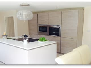 Ad hoc AD3 Design Limited Modern kitchen