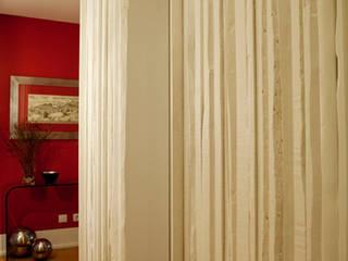 Pasillos, vestíbulos y escaleras de estilo ecléctico de adoroaminhacasa Ecléctico