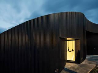 Casas de estilo  por MIRAG Arquitectura i Gestió,