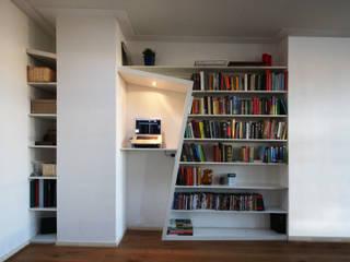 CabinetZ: modern  door Obliq Architectuur, Modern