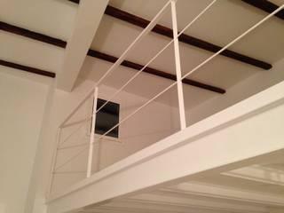 - Pasillos, vestíbulos y escaleras de estilo colonial de VISUALIZAS Colonial