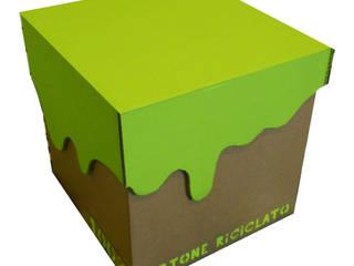 еклектичний  by Ecocentriche Eco Design Rome, Еклектичний
