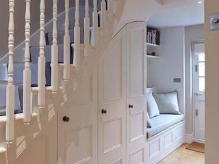 Townhouse Interior Design, Putney Bridge, London: modern Houses by Residence Interior Design Ltd