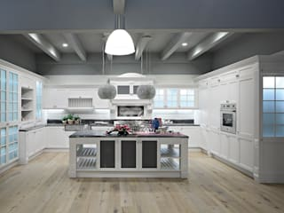 DALLAS: SPLENDOR, STYLE, PRECIOUS MATERIALS AND FUNCTIONALITY… ALL IN A KITCHEN ARREX LE CUCINE Klasik
