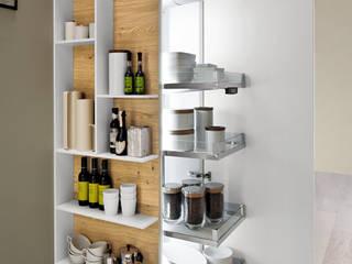 Cocina de estilo  por ARREX LE CUCINE