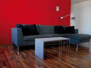 leichtbau side table  - leichte möbel aus beton :   von XXD GmbH