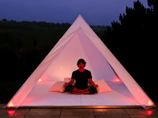 CHORAM - Meditation Ausgefallener Spa von CHORAM light.trans.forms Ausgefallen