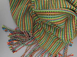 wollok, Detail, Kolorit 1:   von Isabel Bürgin